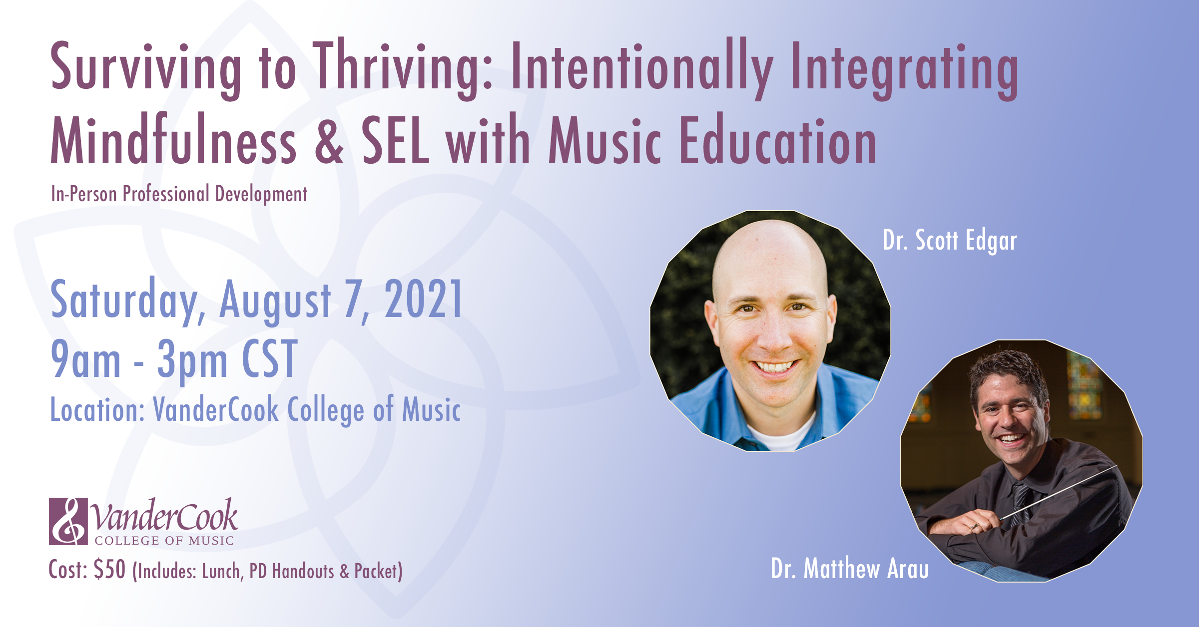 Surviving to Thriving- Intentionally Integrating Mindfulness & SEL with Music Education